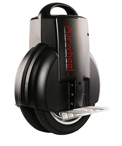 AirWheel Two Wheel Electric Unicycle Extra Stability