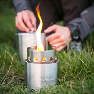 Solo Stove Wood Burning Camp Stove