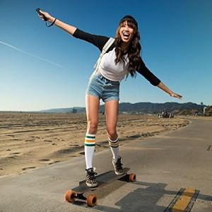 Yuneec E-Go Electric Skateboard ride