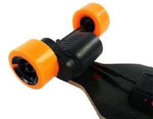 Yuneec E-Go Electric Skateboard wheels