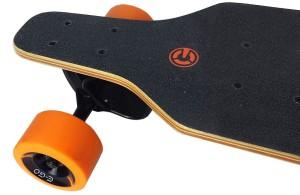 Yuneec E-Go Electric Skateboard wheels top