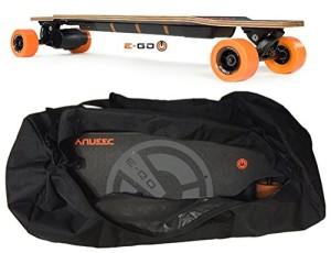 Yuneec E-Go Electric Skateboard with bag