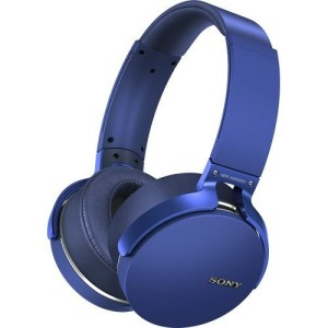 Sony MDRXB-50 Extra Bass Headsets BLUE