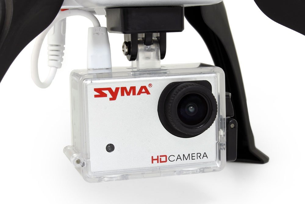 Affordable Quadcopter Syma X8g Stability With Camera