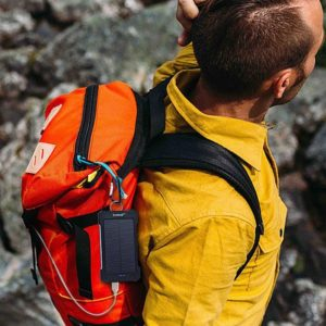 innoo solarcharger10000 backpack