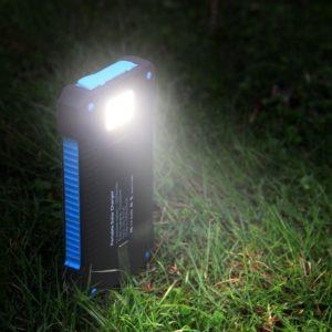 innoo solarcharger10000 flashlight