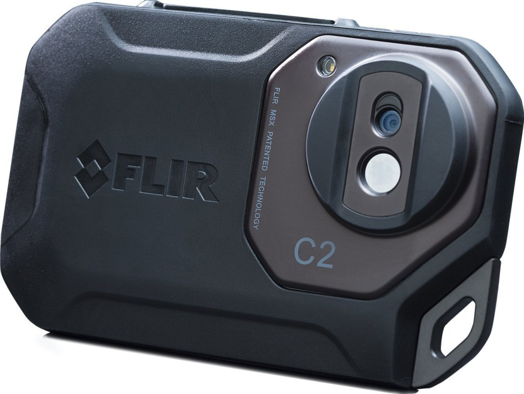 FLIR C2 Compact Thermal Imaging System Front